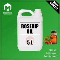 Rosehip Oil 5 Liter- Cosmetic Grade - Cold Pressed