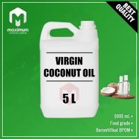 Virgin Coconut Oil - Minyak Kelapa Murni - VCO - 5 Liter