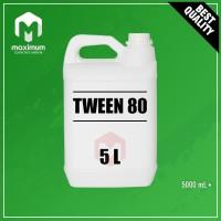 Tween 80 / Polysorbate 80 - 5 Liter