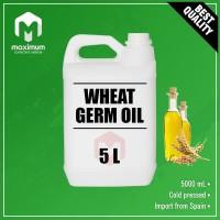 Pure Wheat Germ Oil 5 Liter / Minyak Biji Gandum Murni 5 Liter