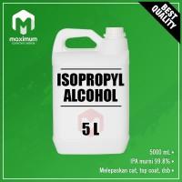 Isopropyl Alcohol - IPA - 5 Liter