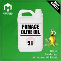 Pomace Olive Oil 5 Liter - Minyak Zaitun Pomace 5 Liter Cosmetic Grade