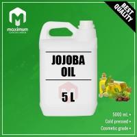 Pure Jojoba Oil 5 Liter - Minyak Jojoba Murni 5 Liter - Cosmetic Grade