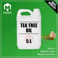 Tea Tree Oil 5 Liter - Aromatherapy