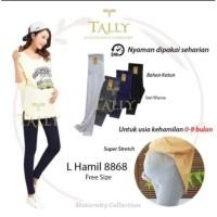 Legging Hamil Panjang - Celana Legging Hamil Tally 8868 Super Strecth