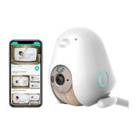 Cubo AI Smart Baby monitor 1080P 2 Way Comm Danger Zone Alert