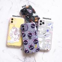 Casetify Cartoon Clear Case Iphone 7 7+ 8 8+ X XS MAX XR 11 PRO MAX