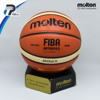 Bola Basket Molten GG6X ( Indoor / Outdoor ) FIBA APPROVED Original