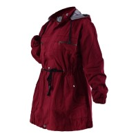 JACKET PARKA WANITA RED