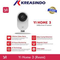 Xiaomi Xiaoyi YI Home 3 1080P IP Camera Smart CCTV Garansi Resmi