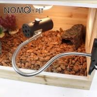 Holder Penjepit Fitting Clamp Lampu Kura Reptile Exoterra Panjang