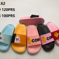 Sandal Selop Karet Cony 0663-X1 Anak Perempuan Tanggung