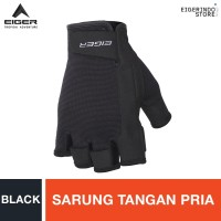 Eiger Riding Angreb Gloves - Black L