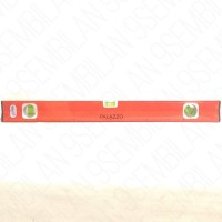 Palazzo Waterpass Magnet 24 Inch 60 cm Merah - Spirit Level Manual