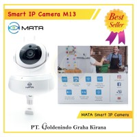 CCTV MATA M13 SMART IP CAM WIRELESS 2ANTENE 720