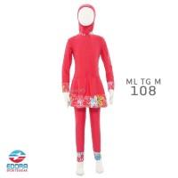 Baju Renang Anak SD Muslim Muslimah Cewek Perempuan ML-TG-056