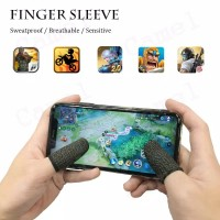 Mobile PUBG Game Controller Finger Sleeve Full Touch Screen Sensitive