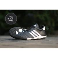 Sepatu futsal adidas pria kulit asli 100% kulit sapi