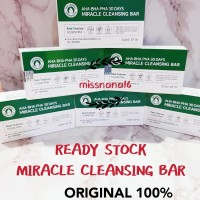 SOME BY MI SOMEBYMI 30DAYS MIRACLE CLEANSING BAR