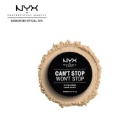NYX Professional Makeup Can't Stop Won't Stop Setting Powder 02