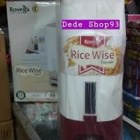 Tempat Beras Rovega 10 kg / Rice Wise Box Dispenser Rovega