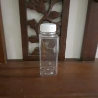 botol kale (tebal) 250ml kotak