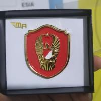 Emblem / Wing Baret TNI AD Kodam