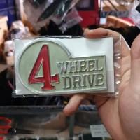 emblem 4WD toyota hardtop/ 2F/ 1F/FJ40