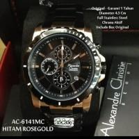 Jam tangan Pria AC kw super AC 6141 MC