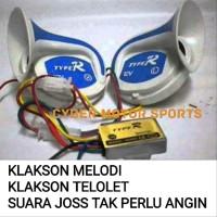 Big Sale Klakson 22 Suara. Klakson Telolet. Klakson Mobil / Motor.