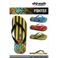 Sandal Skywalk Fonter
