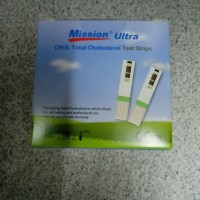 strip mission ultra 1botol isi 25