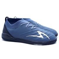 Sepatu Futsal Specs Swervo Galactica Elite IN - Shadow Blue