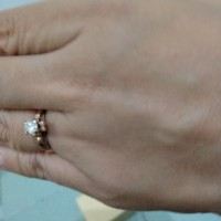 cincin berlian mata 1