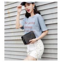 Tas Korea Cross Body Bag Selempang Kotak wanita remaja abg kecil mini