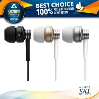 Earphone Edifier P270 with Mic Black, White, Gold
