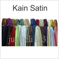 Kain Satin Saten Furing Peles Kahatex 50cm x 75cm