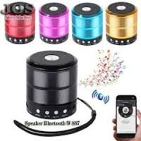 Speaker bluetooth Mini Wireless Mega Bass W887