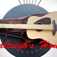 Gitar Yamaha Mini Akustik Jr2/ Jr-2 Ukuran 3/4 Original + Softcase