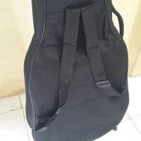 Tas Gitar/Softcase Akustik Jumbo Tebal