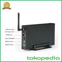 GN Tools Casing Enclosure Hard Disk HDD SATA 3 5 Wireless USB 3 0