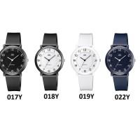 PROMO Q&Q QNQ QQ ORIGINAL WATCH - RUBBER STRAP - BLACK AND WHITE