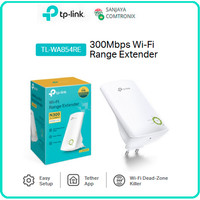 TP-LINK TL-WA854RE 300Mbps Universal WiFi Range Extender