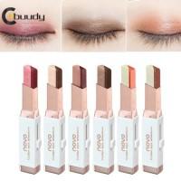 Borong ☀buudy☀Women Fashion Cosmetics Two Tone Eyeshadow Bar