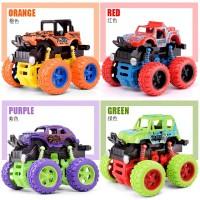 1 KG 12PCS Monster Zap Mainan Mobil Jip Off Road 4 Drive Inertial Bigf