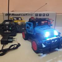 Mobil Jeep Remote Control - Rc Car Jeep Off Road