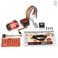 Skyrc Combo 1870KV 17.5T 2P Motor Brushless Esc 60A Sensored prog card