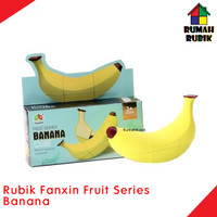 Rubik Fanxin Fruit Series Banana Yellow / Rubik Banana / Kode FX8803BN