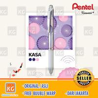 Pentel Energel Kawaii Pulpen Gel Ballpoint Mata Tinta 0.5mm - Harajuku