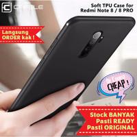 Cafele Case Xiaomi Redmi Note 8 / Note 8 Pro - Ultrathin Softcase